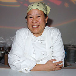 "BNC 2001 <a href=""/best_new_chefs/anita-lo"">Anita Lo</a><br>(Annisa and Rickshaw Dumpling Bar, NYC)"