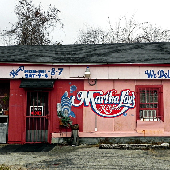 Martha Lou's Kitchen, Charleston