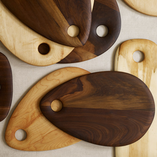 Teardrop Cutting Boards