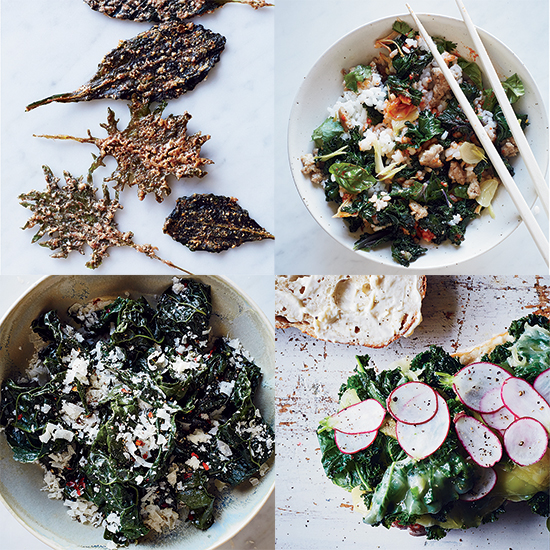4 Super Fast Ways to Use Kale