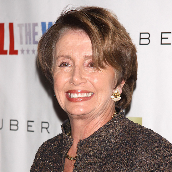 Nancy Pelosi Traces Her Food Heritage to Risotto, Eats Dark Chocolate Ice Cream for Breakfast Every Day