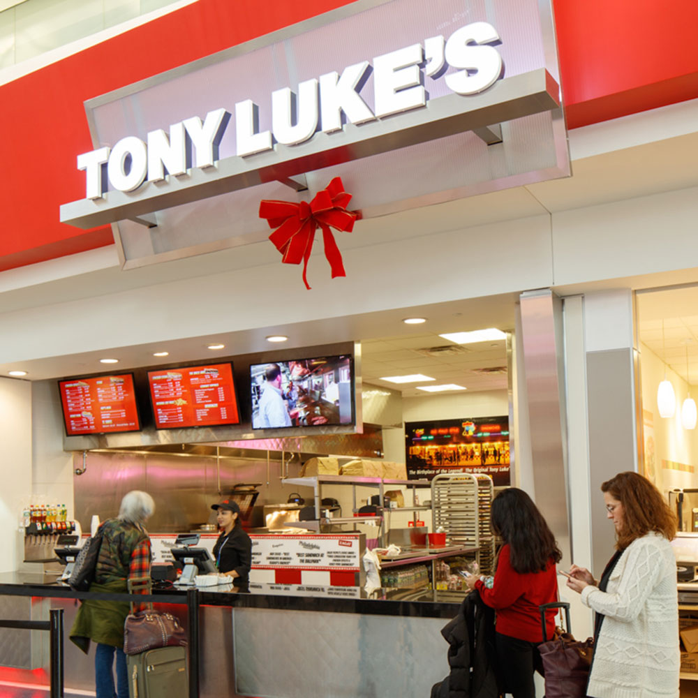 Tony Lukes Philadelphia International