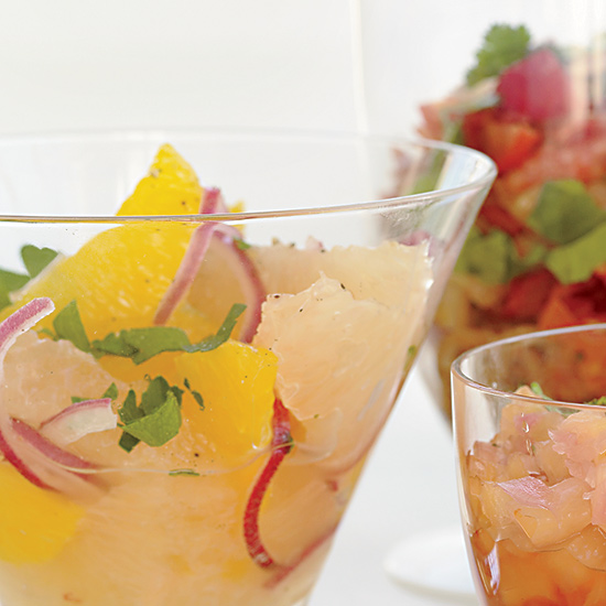 Four-Citrus Salsa