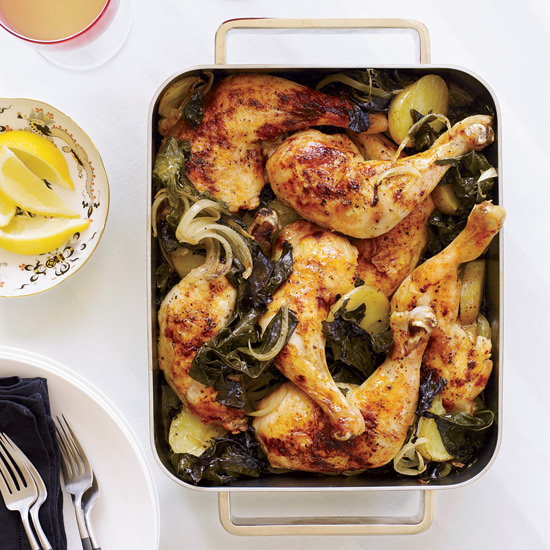 7 Easy One-Pan Chicken Recipes