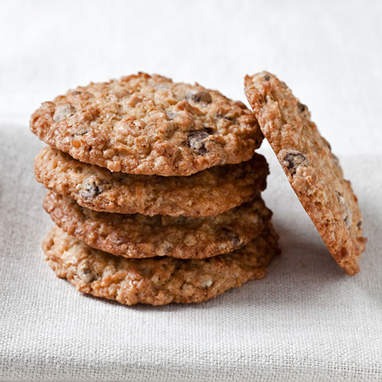 Yockelson's Large and Luscious Two-Chip Oatmeal Cookies