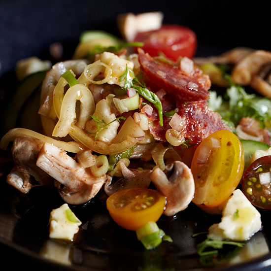 Hungarian Chopped Salad