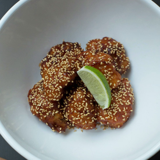 Korean-Style Fried Cauliflower