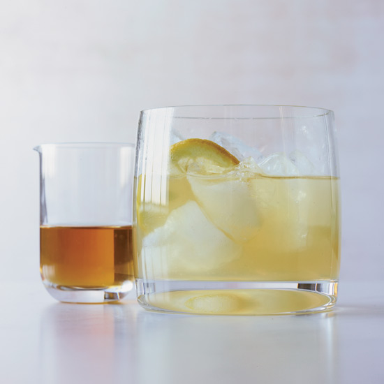 Caraway Rye Cocktail