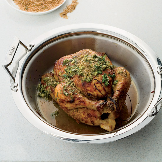 Spicy Roast Chicken