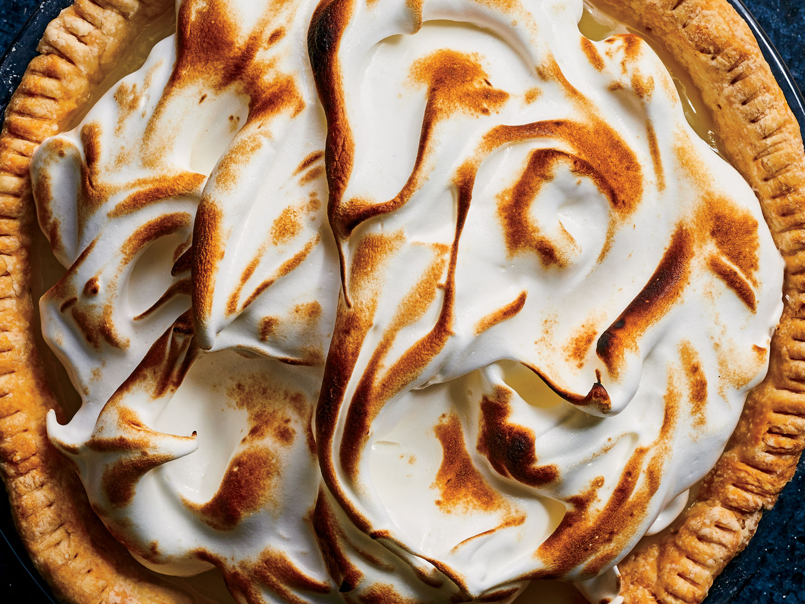 Mom's Citrus Meringue Pie