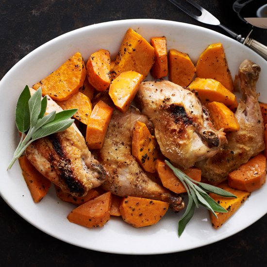 Autumn Chicken Recipes