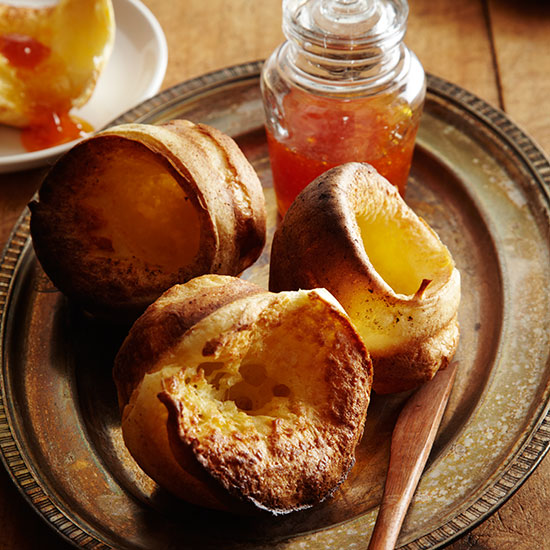 The Mission: DIY Orange Popovers