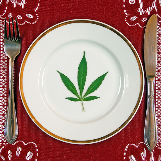 The Problem with Stoned Diners in Denver