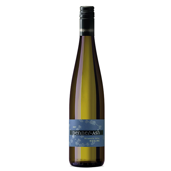 2007 Penner-Ash Riesling