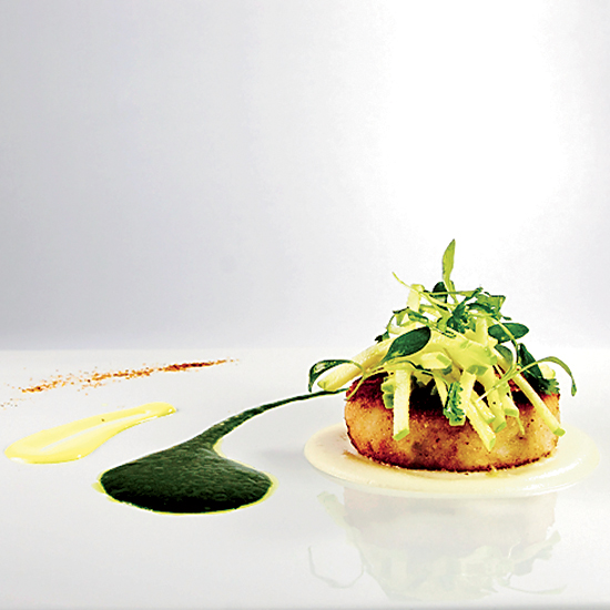 Crab Cakes: Chef Way
