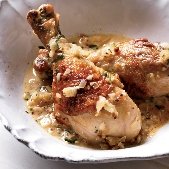 Chicken Dijon recipe