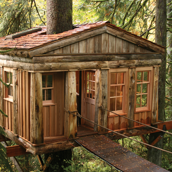TreeHouse Point, Washington