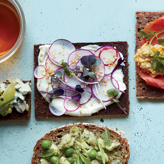7 Recipes for Mother's Day Tea