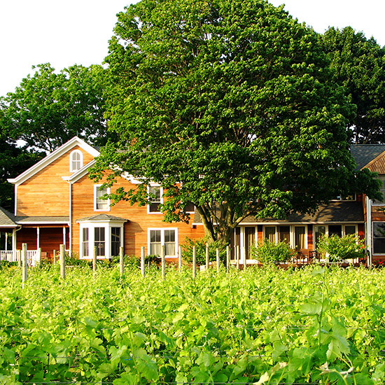 Shinn Estate Farmhouse; Mattituck, NY