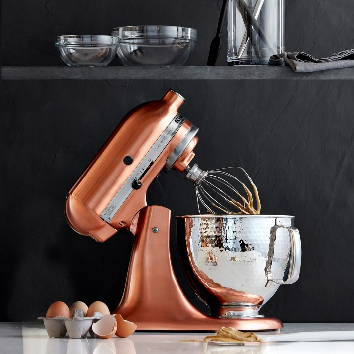 copper stand mixer
