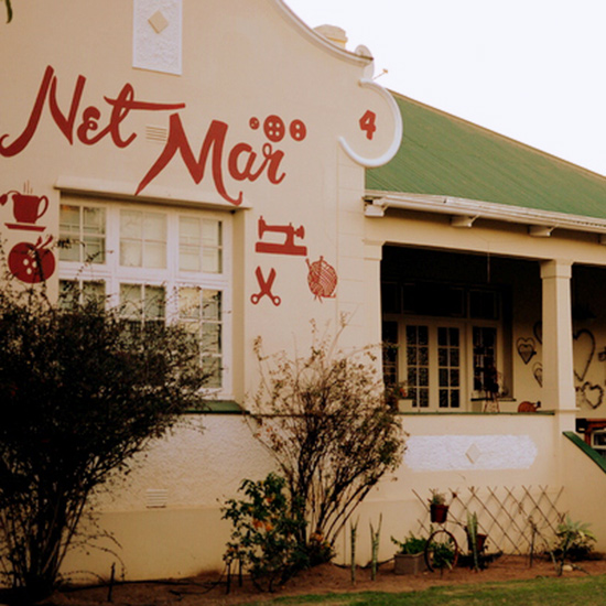 Rooibos Teahouse; Clanwilliam, South Africa