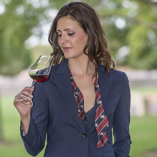 What Happens When a Master Sommelier Gets Pregnant