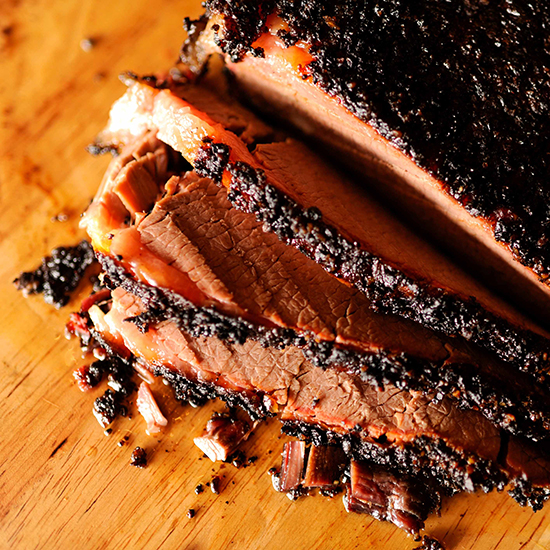 Smoky Brisket: 4 Rivers Smokehouse