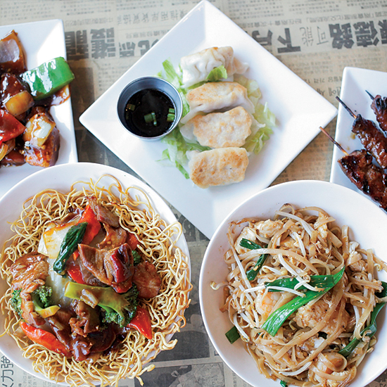 Street-Food Spot: Hawkers Asian Street Fare