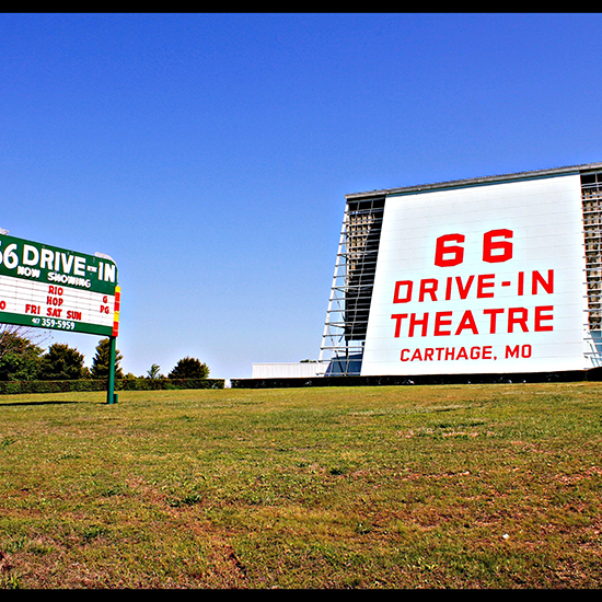 Missouri to Oklahoma: Historic Route 66