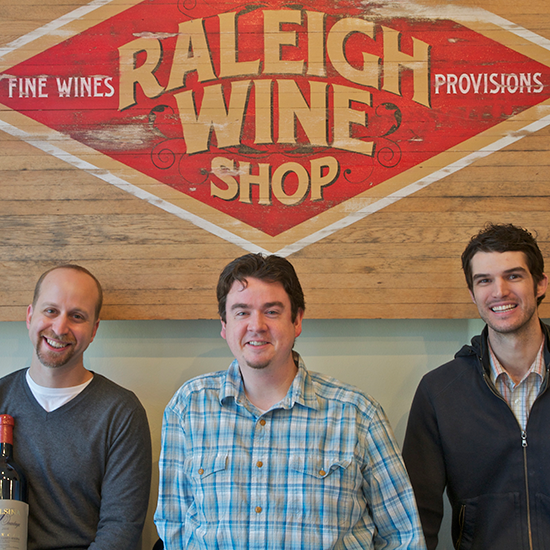 The Raleigh Wine Shop, Raleigh, NC