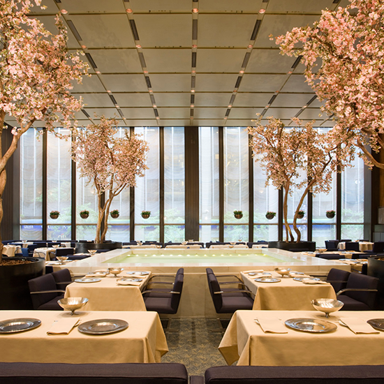 The Four Seasons  New York CityRecipes  Menus  Chefs  Wine  Cooking  Holidays  Entertaining. Most Beautiful Dining Room Pictures. Home Design Ideas