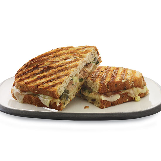 Tuna-and-Gruyère Panino