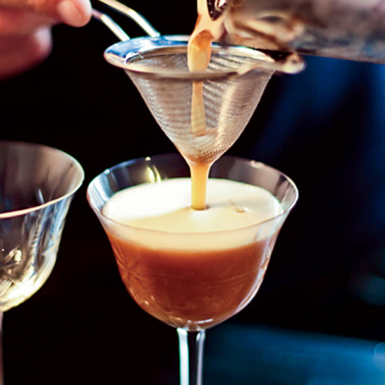 Coffee-Ginger Shakerato