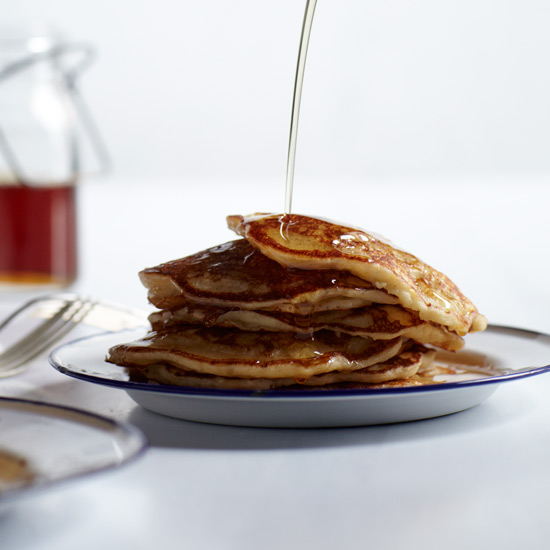How Snow Can Help You Bake, and the World Record for Pancake Flipping