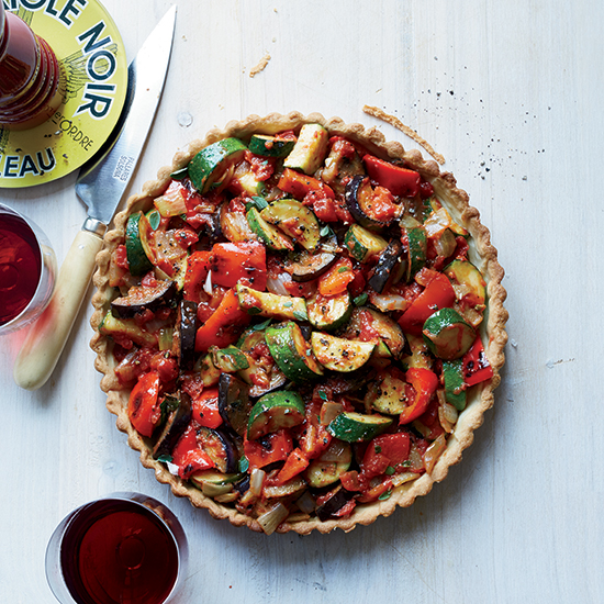 7 Red Wine-Friendly Vegetarian Dishes
