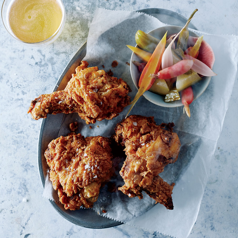 Best Ever Cold Fried Chicken