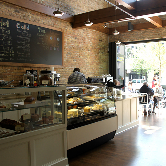 Chicago: Floriole Café & Bakery
