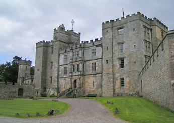 World's Coolest Castles: Chillingham Castle