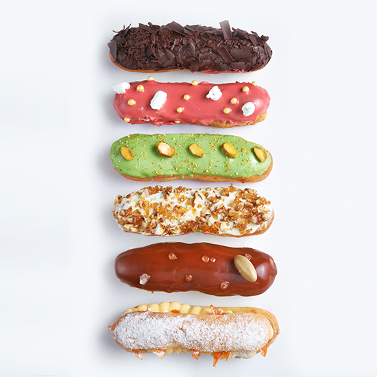 19 Must-Try Eclairs