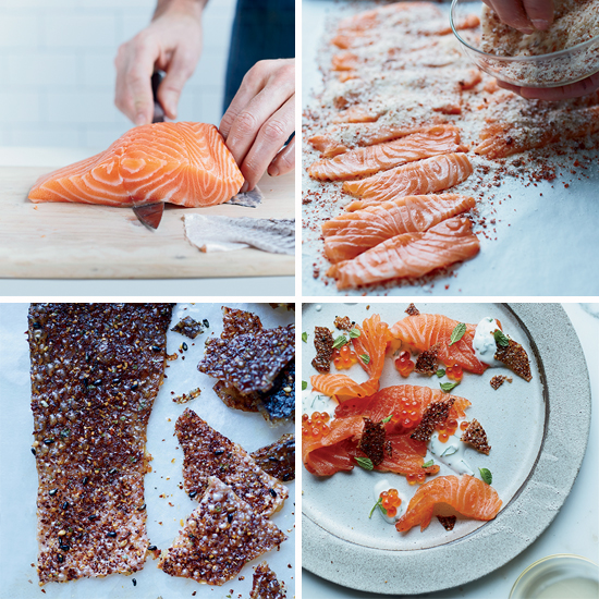 How to Cure Salmon in 30 Minutes