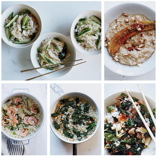5 Quick and Comforting Rice Dishes