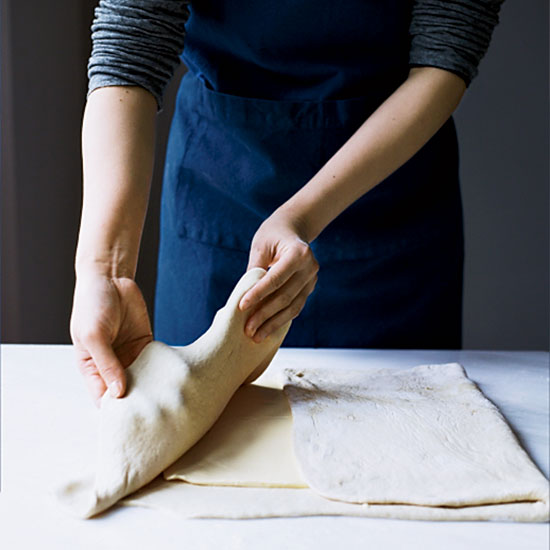Fold the Dough