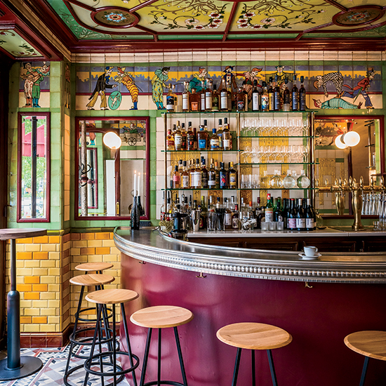 Clown Bar; Paris