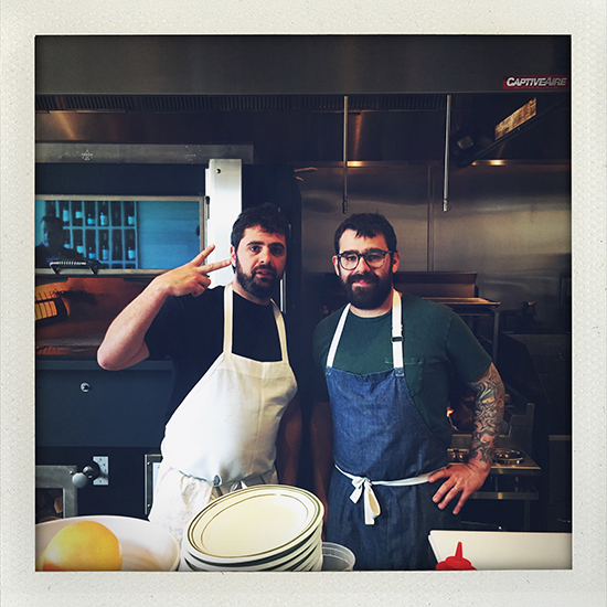 Animal Chefs Open Jon & Vinny's: LA's Ultimate Pizza and Pasta Spot