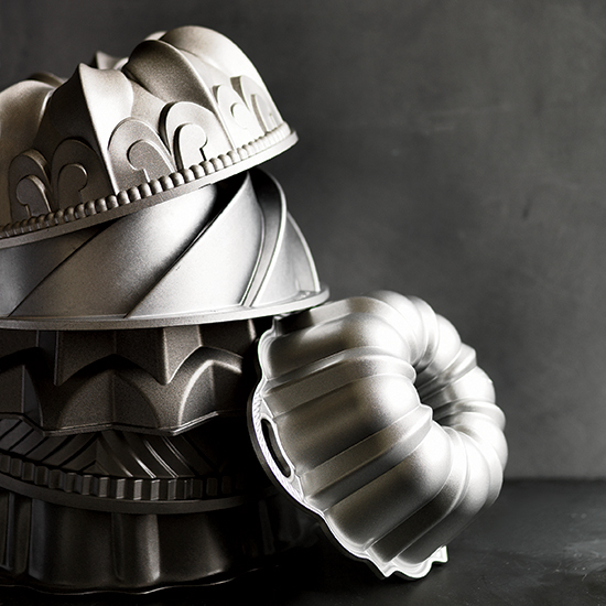 A Brief, Delightful History of the Bundt Pan