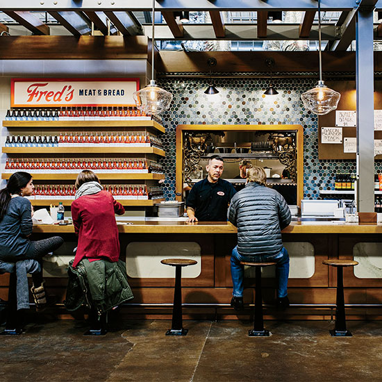 Food Halls to Visit Now