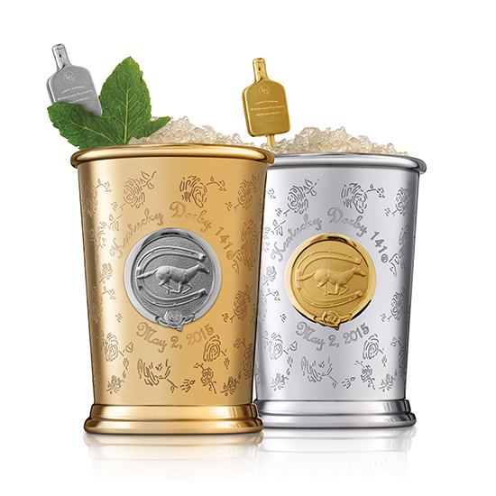 How to Make a $1,000 Mint Julep