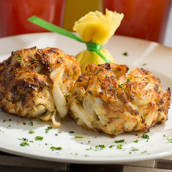 Famous Crab Cakes Baltimore Recipe