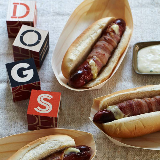 Ultimate Hot Dogs