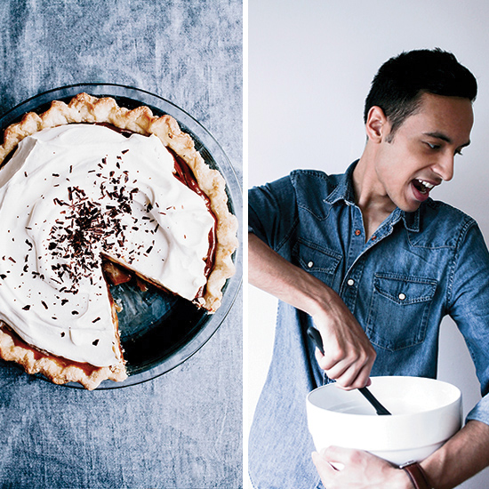 22-Year-Old Blogger Kamran Siddiqi Shares His Classic Dessert Recipes
